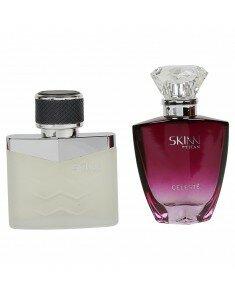 Titan Skinn Fragrance Set for a Couple (FP01PGFL)